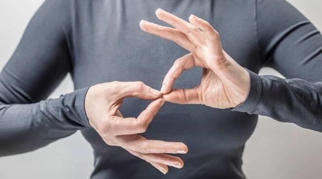 lis lingua dei segni sordi