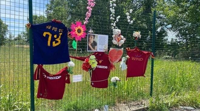 magliette as roma riccardo parco della madonnetta acilia