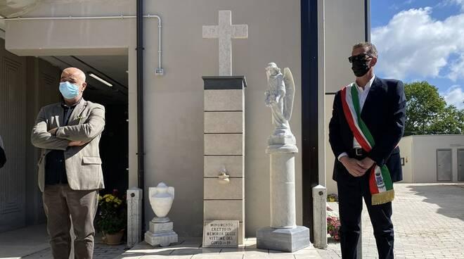 monumento vittime coronavirus nettuno