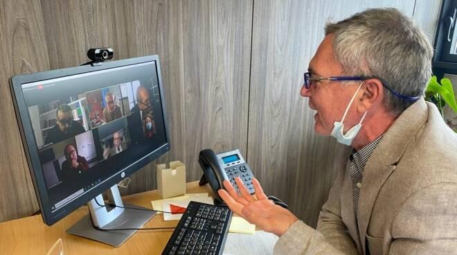 paolo calicchio convegno online settimia spizzichino