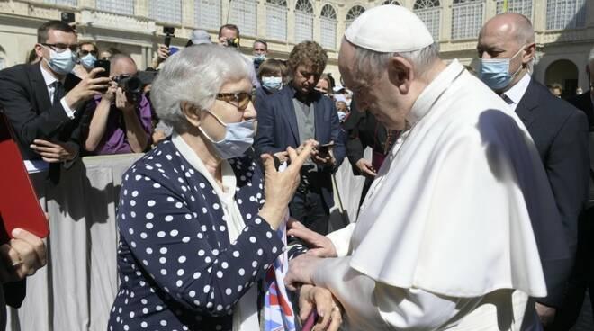 papa udienza