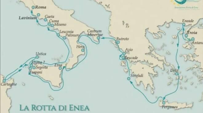 Rotta di Enea