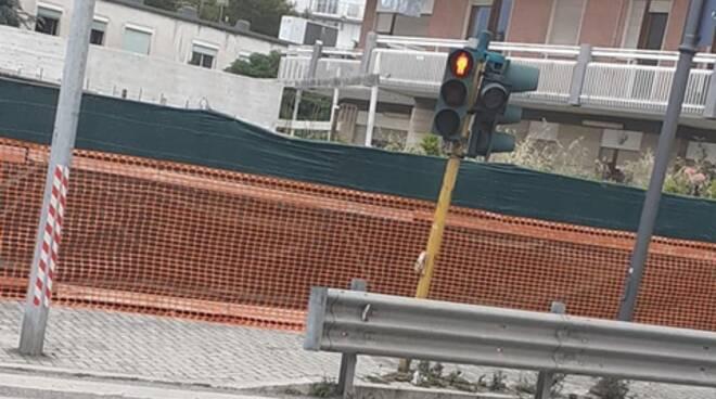 Semaforo Formia-Cassino