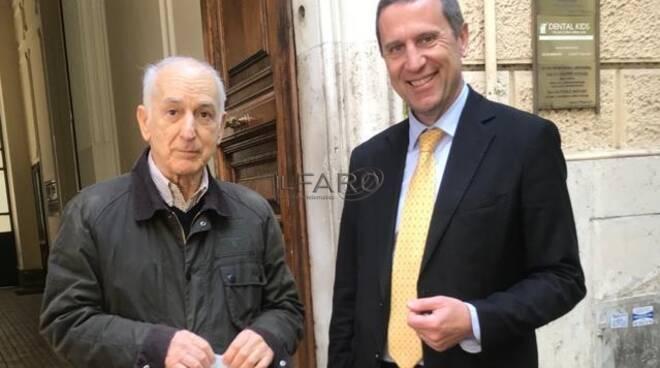 Sergio Ludovici e Francesco Vannicelli