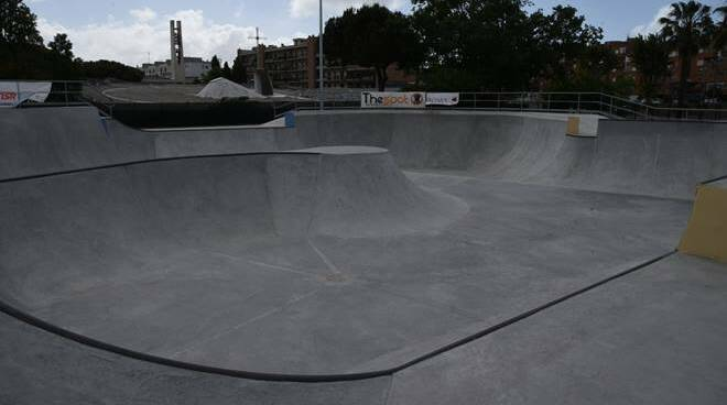 Skate Park Ostia