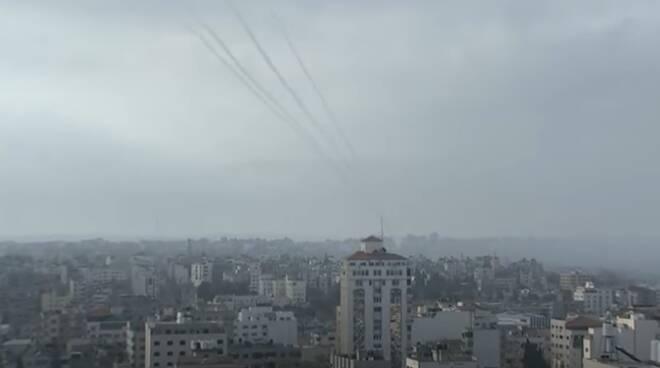 tel aviv gaza