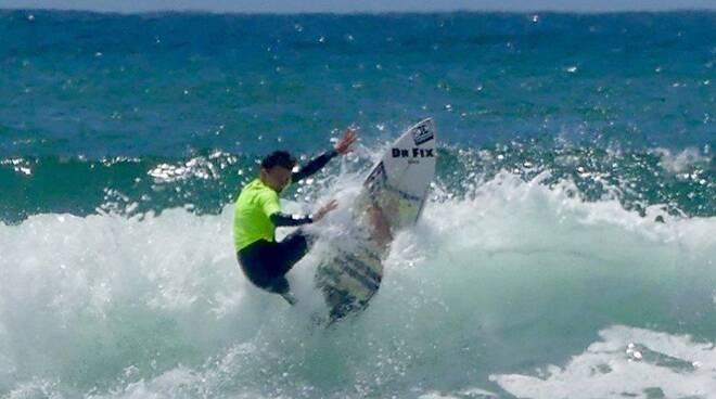 valerio funari surf isola sacra