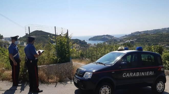 carabinieri ponza
