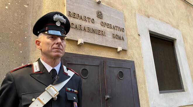 carabinieri roma, via selci