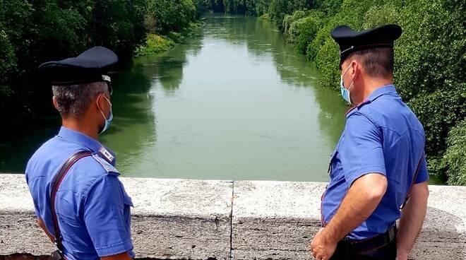 carabinieri tevere roma