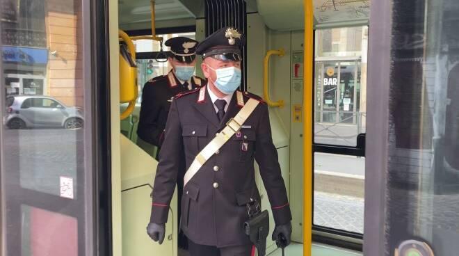 Carabinieri tram