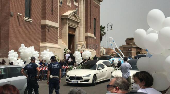 funerali david daniel fusinato ostia