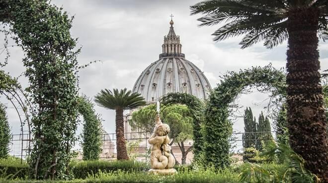 giardini vaticani vaticano