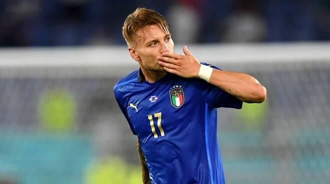 immobile nazionale italiana calcio