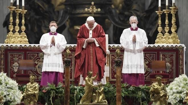 messa santi pietro e paolo 2021