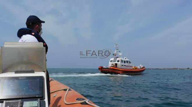 operazione mare sicuro guardia costiera porto turistico ostia