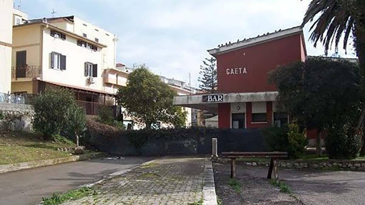 stazione gaeta