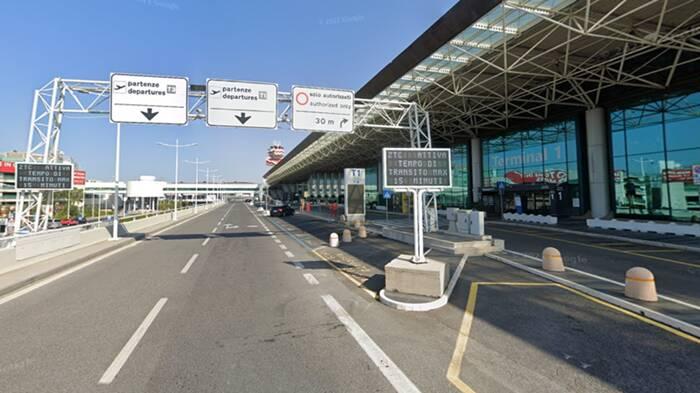 terminal 1 t1 aeroporto fiumicino