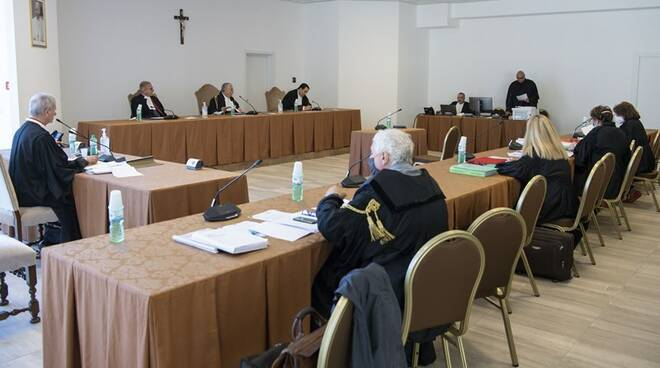 udienza pedofilia tribunale vaticano