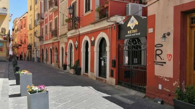 via abate tosti, Formia