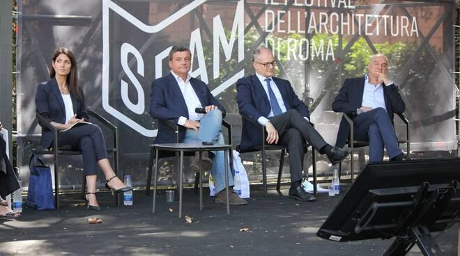 elezioni amministrative roma 2021 campidoglio raggi gualtieri michetti calenda