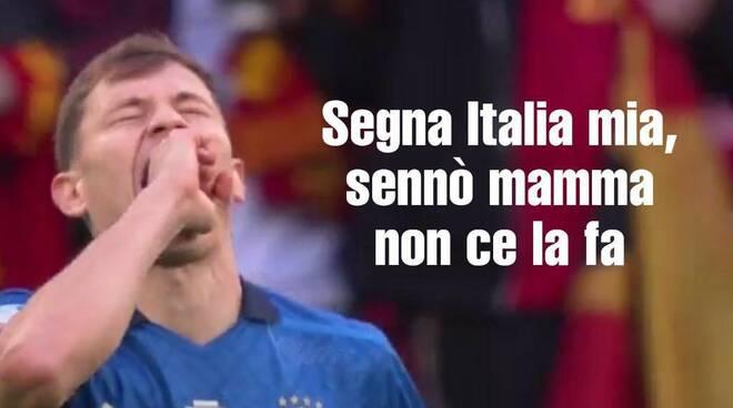 euro 2020 semifinale italia spagna meme divertenti social network