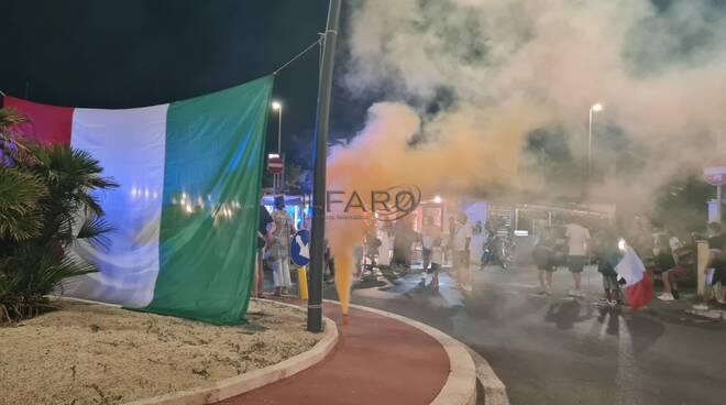 festa italia fiumicino