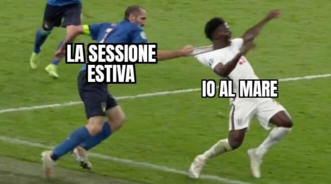 finale euro 2020 italia inghilterra meme divertenti