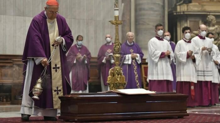 funerale cardinale Albert Vanhoye