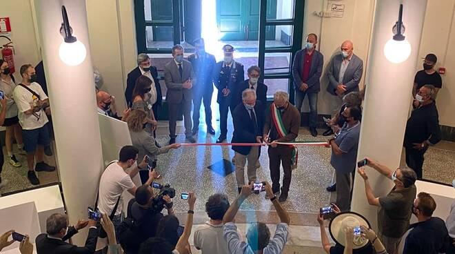 inaugurazione museo cambellotti