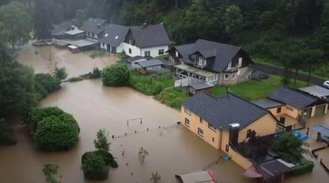 inondazioni germania