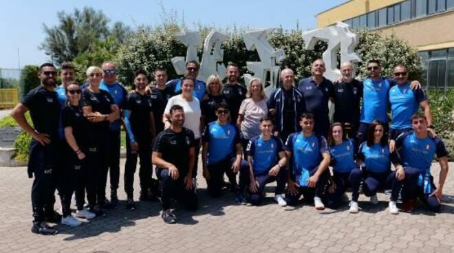 italia karate olimpiadi