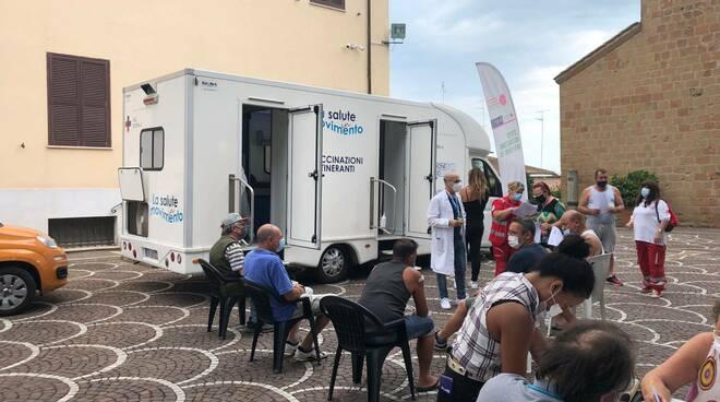 open day vaccinale Ardea
