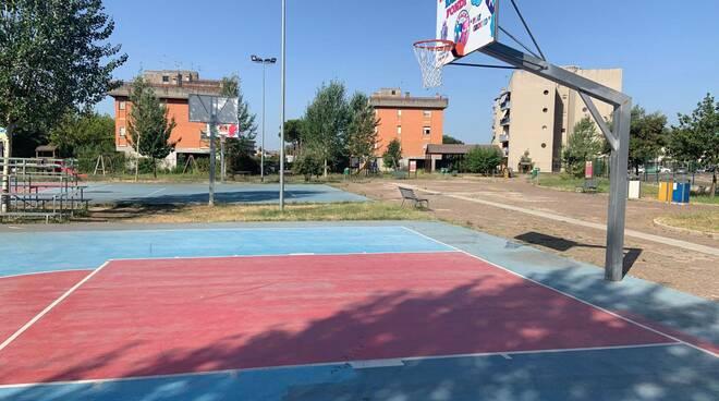"Parco ""San Josemaría Escrivá"" fondi"