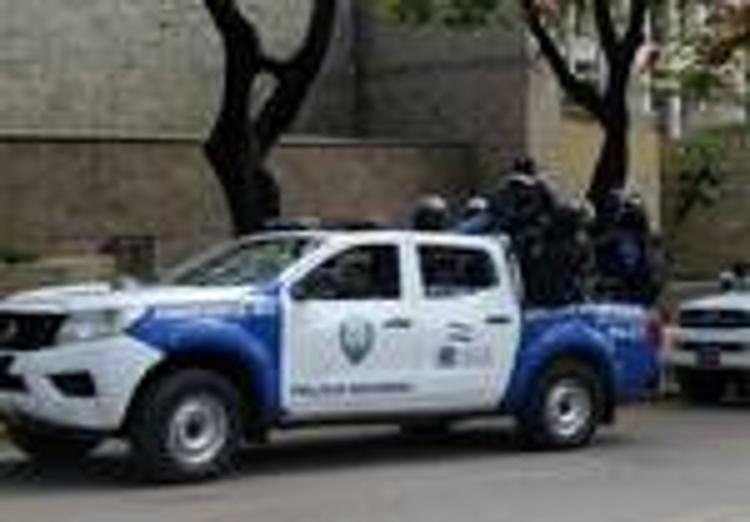 polizia honduras