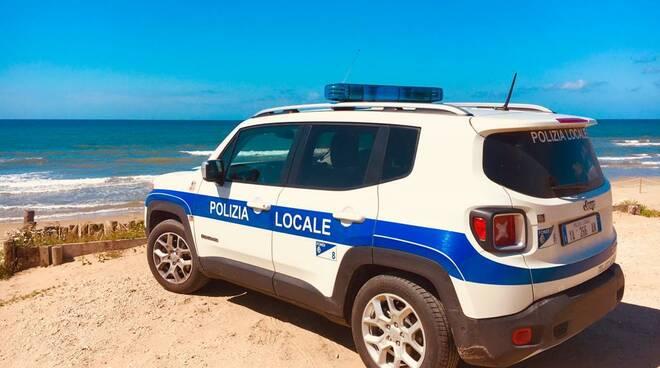 polizia locale fondi