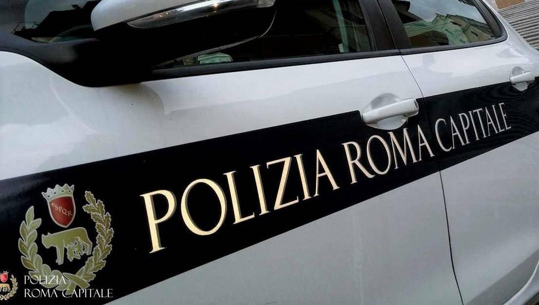 polizia locale roma caitale