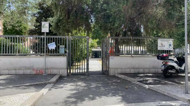 scuola via Cavour Nettuno