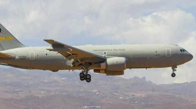 aereo militare kabul italia