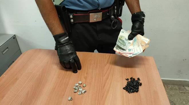 droga carabinieri roma