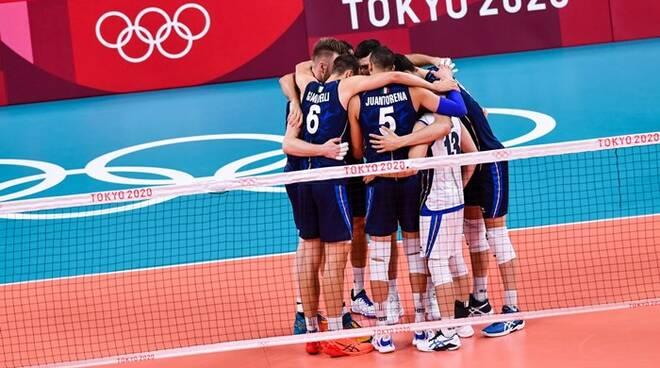 italvolley olimpiadi