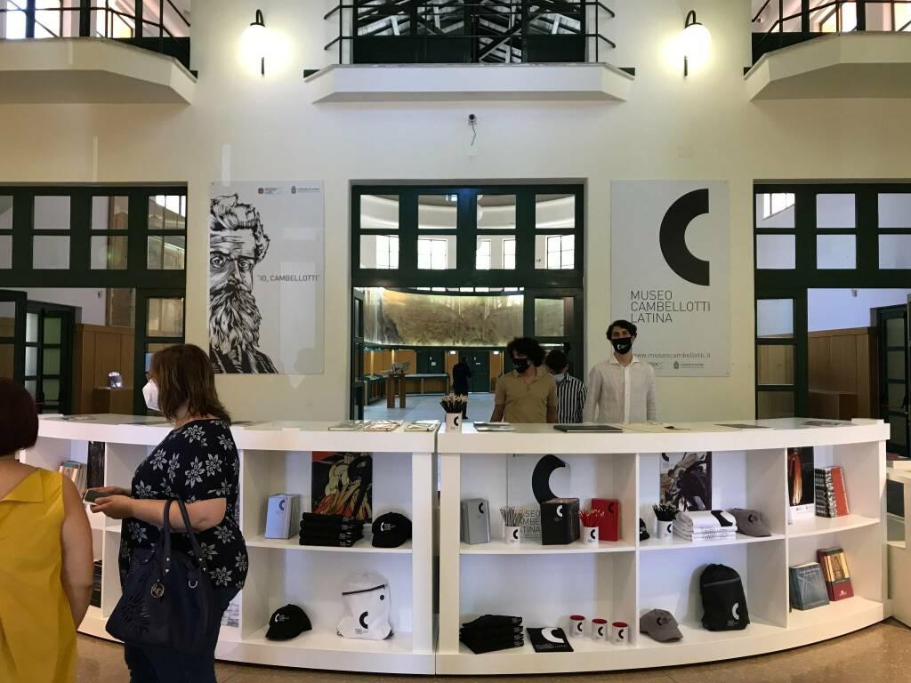 museo cambellotti latina