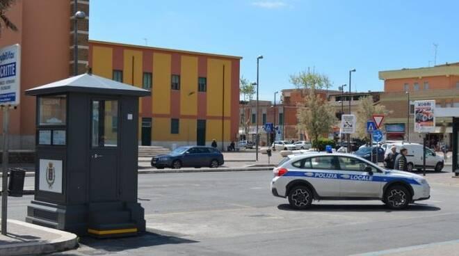 polizia locale Pomezia