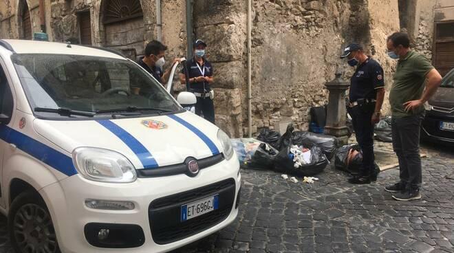 polizia locale terracina