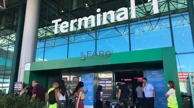 riapertura terminal 1 aeroporto fiumicino