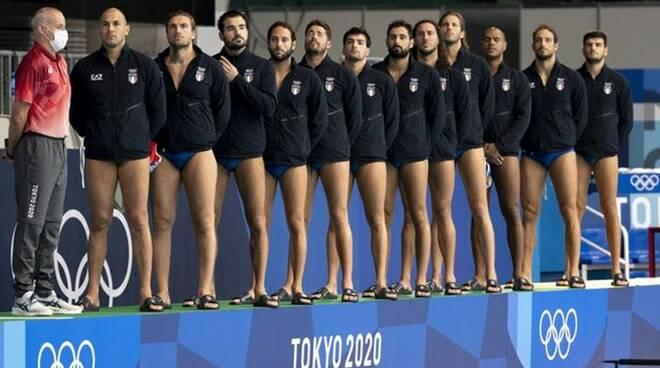settebello olimpiadi tokyo 2020