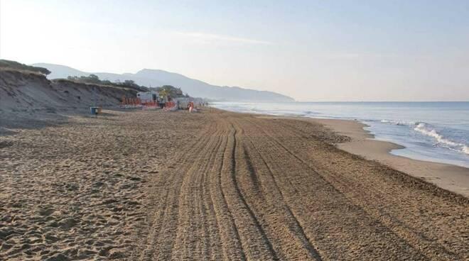 spiaggia fondi