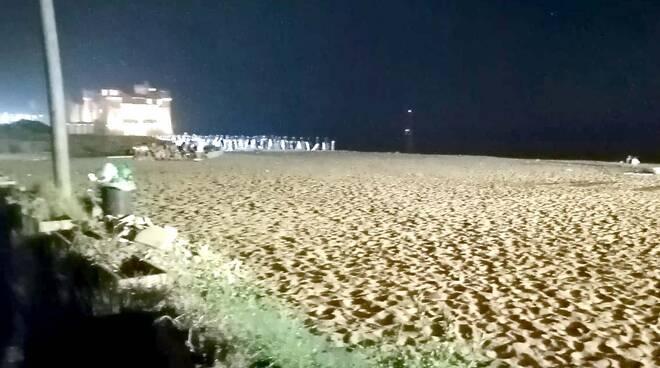 spiaggia santa marinella