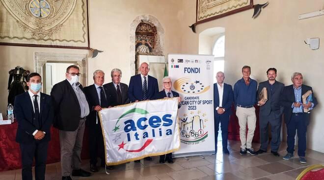 fondi European City of Sport 2023