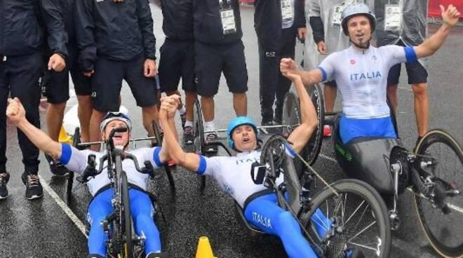 handbike paralimpiadi